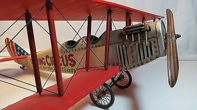 A.M. AUTHENTIC MODELS Flying Circus Jenny AP400 SammlerstückLot:WW/17/456/1