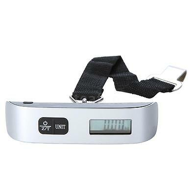 50kg/10g Electronic Pocket Digital LCD Luggage Weight Scale For Travel Bag D6Q2