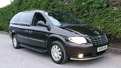 2006 CHRYSLER GRAND VOYAGER LIMITED AUTO SRT TV's DIESEL 7 SEATS