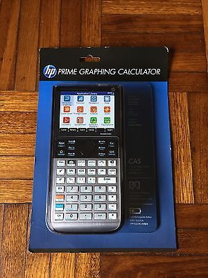Hp Prime Cas Graphing Calculator Brand New