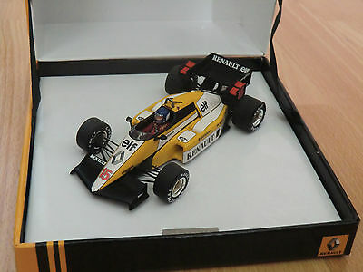 F1 Tambay Renault Re50 1984 Spark 1/43