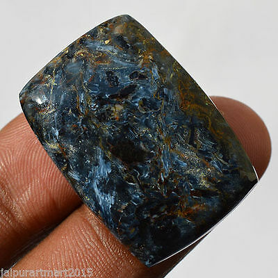 Chatoyant Namibia Pietersite, Natural Pietersite Cabochon 32x22x6 MM R05490