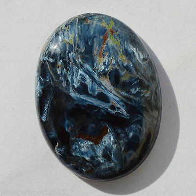 Chatoyant Namibia Pietersite, Natural Pietersite Cabochon 27x20x5 MM R05509