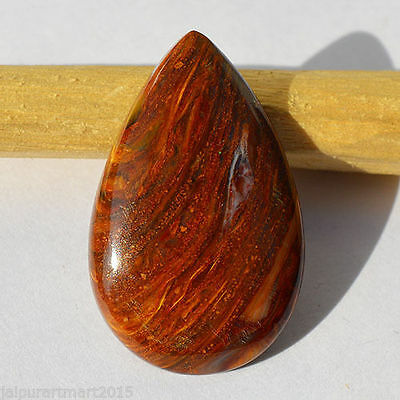 Chatoyant Namibia Pietersite, Natural Pietersite Cabochon 30x19x5.6 MM R05486