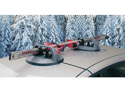 Ski Roof Rack Magnetic Locksmiths Kolumbus Deluxe 2 Pairs Sci With