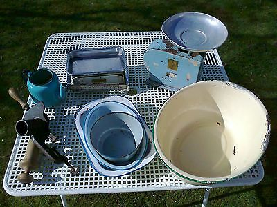 Job Lot Vintage Kitchenalia