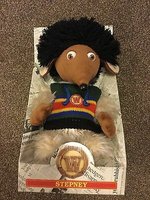 The Wombles Stepney Boxed Vintage By Golden Bear