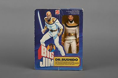 Big Jim Dr Bushido MIB