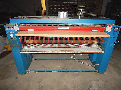 Chicago Dryer Company Comet Laundry/Linen Dryer Model GA