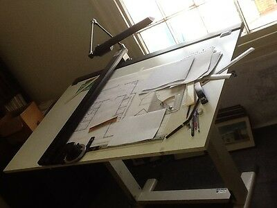 Architects Drawing Board