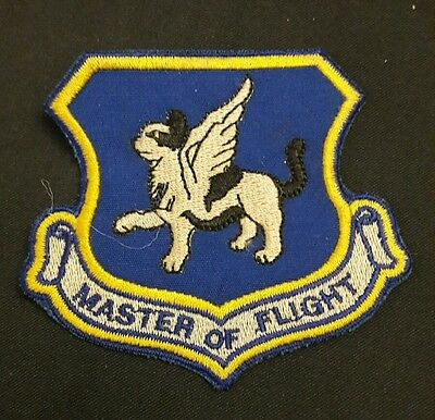 insigne/patch US AIR FORCE MASTER OF FLIGHT