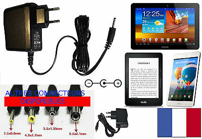 CHARGEUR ACER ASPIRE SWITCH 10/Iconia A100 A180 A210 /MOTOROLA XOOM/ADVENT VEGA