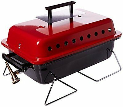 Yellowstone - Set Barbecue a gas portatile, unisex, Portable BBQ,