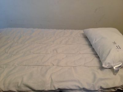 John Lewis Cotbed Duvet And Pillow