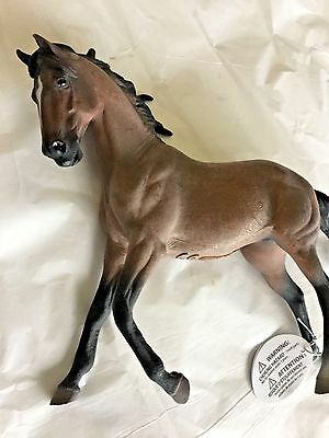 Breyer Newest Collectable Horse Corral Pals Bay Roan Mustang
