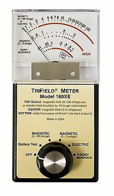 Trifield 100XE EMF Meter-New Free Shipping