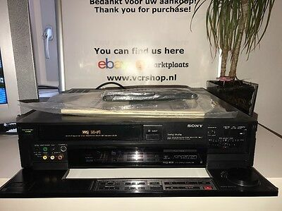 Sony SLV-656VP VHS Recorder Da Pro 4 Head BOXED