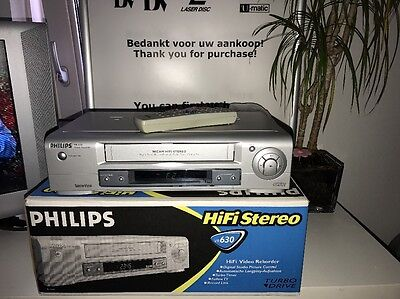 Philips VR630 Turbo Drive BOXED
