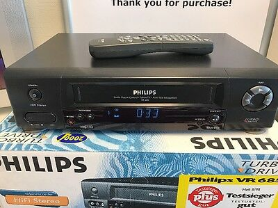 Philips VR685 BOXED + AB