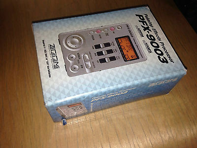 Zoom PFX-9003 PFX 9003 Palmtop Guitar Effects Processor Sampler