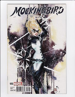 Mockingbird #2 Chang 1:25 Variant Vf+ Marvel