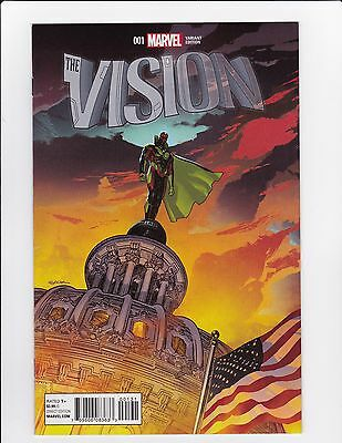 The Vision #1 Sook 1:25 Variant Cover Vf/nm Marvel Tom King