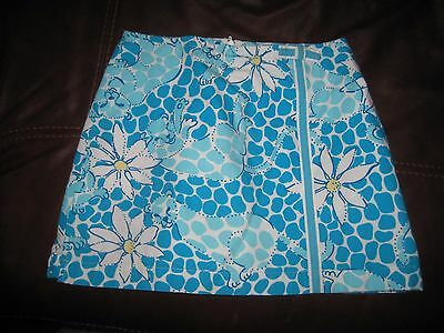 LILLY PULITZER GIRLS SKORT - Size 8