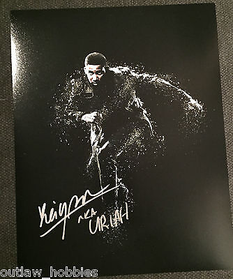 Insurgent Keiynan Lonsdale Autographed Signed 11x14 Photo COA C