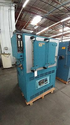 "Blue M 1100 Degree  Inert Gas Oven / Furnace Mdl  20"" X 20"" X 24"" Id Igf-7780F-3"