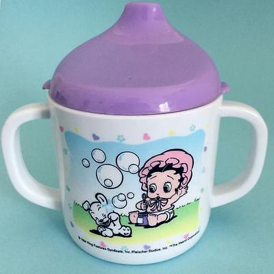 Betty Boop Baby Boop Sippy Cup (New Condition, Vintage 1994)