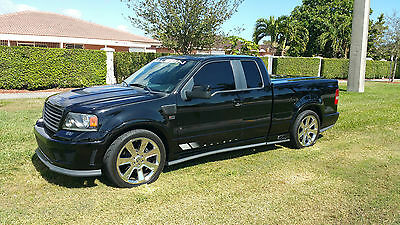 2007 Ford F-150 Saleen S331 Original aleen S331 F-150 Supercharged 5.4L Sports Truck Collectors