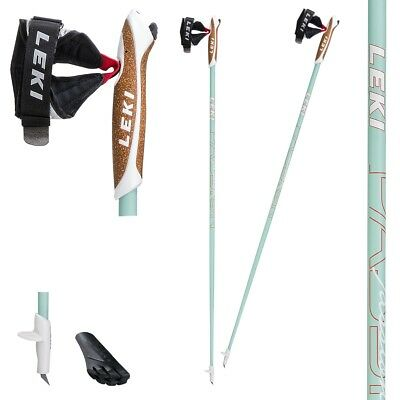 Original LEKI Passion Nordic Walking Stöcke Lady, Modell 2017, 1 Paar, NEU !