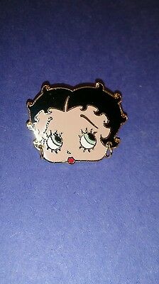 2007  BETTY BOOP King Features Cloisonné Pin