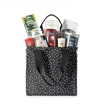 Yankee Candle Fragrance Filled Black Friday Tote 2016