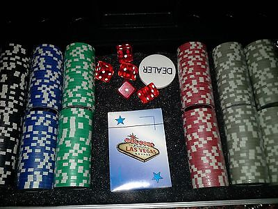 Poker chips dice chips  FREE POSTAGE