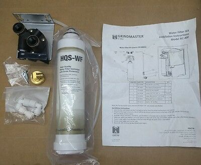 New Grindmaster 250‑00034 Water Filter Kit For Rc-400