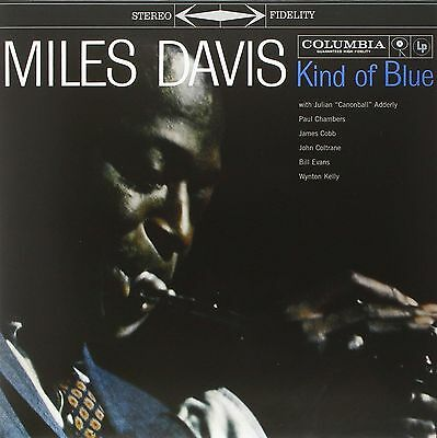 Miles Davis - Kind Of Blue 2x 180g vinyl LP EXPANDED DELUXE NEW/SEALED stereo