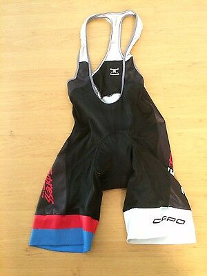 Cycling bib pants size xl capo made in Italy