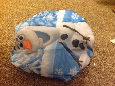 frozen shower cap disney store shower cap swimming pool beach camping bag new
