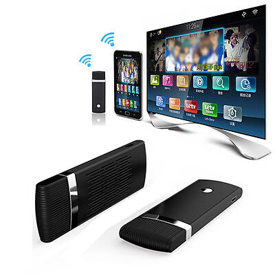 Wireless WiFi HDMI Display Dongle Video to TV for iPad iPhone X Samsung NOTE 9/8