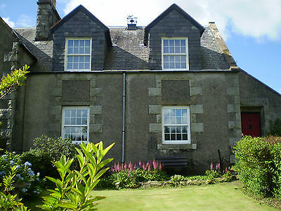 Self-catering cottage (sleeps 2) Scotland - 3 nights in March (to be agreed)