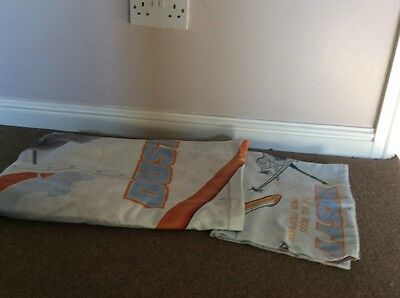 Disney planes single duvet and pillow case in excellent condition