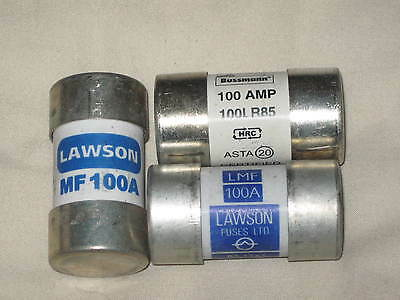 100 Amps HOUSE SERVICE CUT-OUT FUSE - different brands