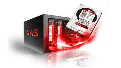 WD WD60EFRX 6TB RED NAS HDD - 5 years Wty