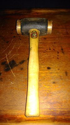 Thor #4 Copper/Copper Hammer Very Light Use Great Condition.