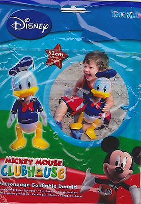 Disney Donald Duck 52cm Inflatable Balloon Toy - New / Unopened