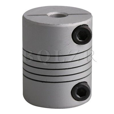 5 x 8mm CNC Stepper Motor Shaft Coupler Flexible Coupling Motor Connector