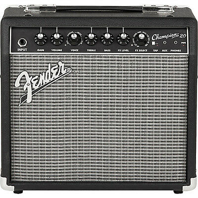 Fender Champion 20 Guitar Practice Amp