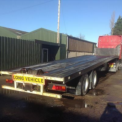 Scammell Low loader, Recovery, Kneeling Trailer