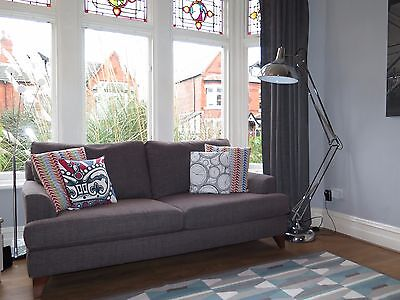 Grey MARKS & SPENCER M&S 3 Seater Sofa